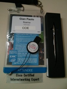 CCIE gadgets